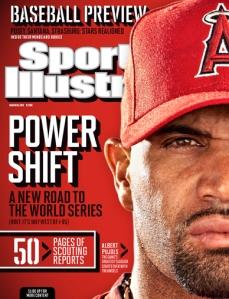 Albert Pujols - Sports Illustrated