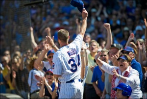 Kerry Wood after his final game