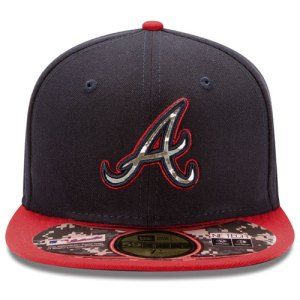 Braves 2012 Memorial Day Hat
